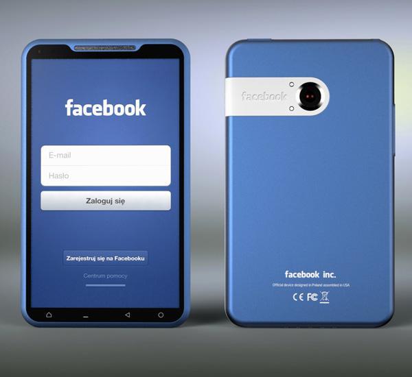 El móvil de Facebook su nombre es HTC Myst