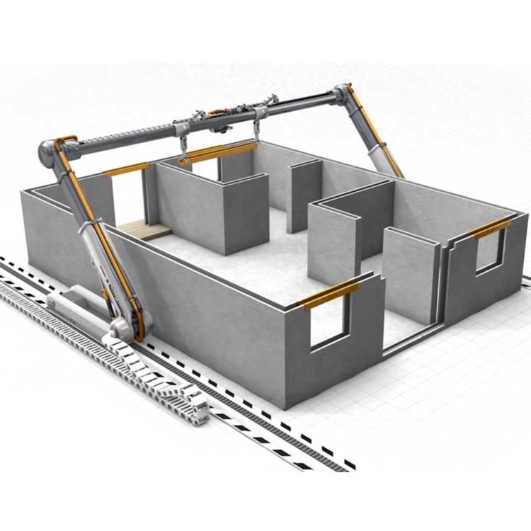 Desarrollan impresora 3d para construir casas en 24 horas for Crear casas 3d