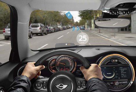 MINI presenta sus lentes de realidad aumentada