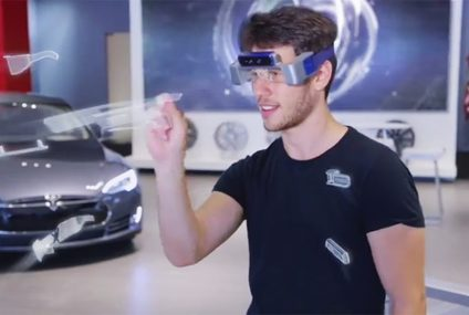 Space Glasses, un vistazo a la realidad virtual