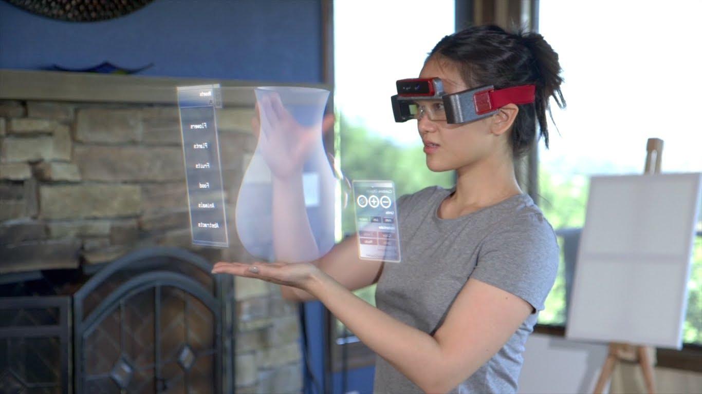 Microsoft presenta el dispositivo HoloLens