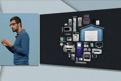 «Brillo», el sistema  operativo de Google para la Internet de las cosas