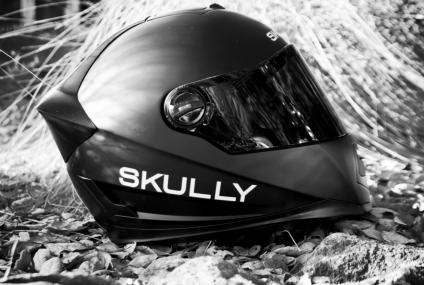 Skully AR-1, la realidad aumentada llega a los cascos de las motos