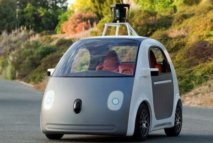 Auto de Google circulará en verano en California