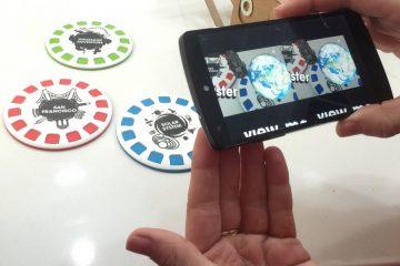 Presentan el  nuevo View Master con realidad virtual