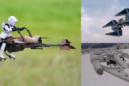 Drones de Star Wars, los gadgets que todos quieren