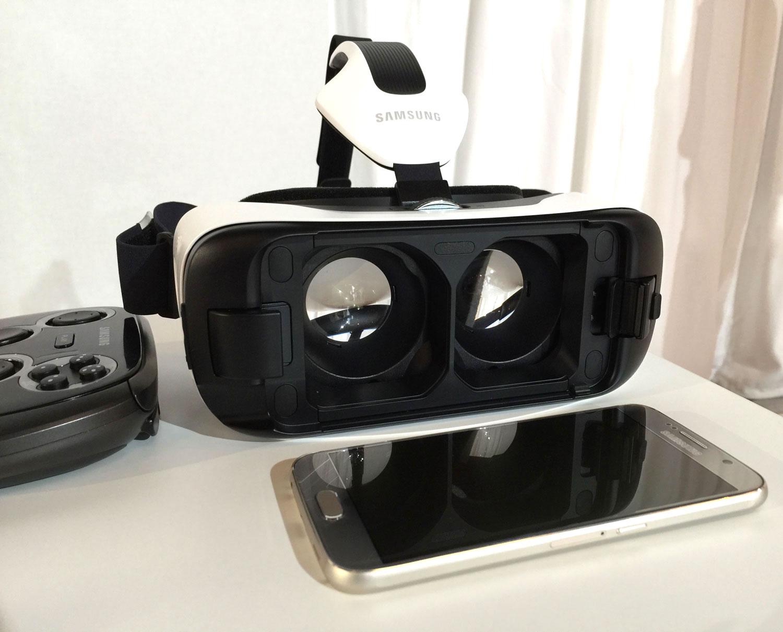 Samsung lanza nueva edición de sus lentes Gear VR Innovator