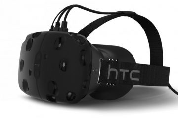 ReVive, las gafas virtuales de HTC