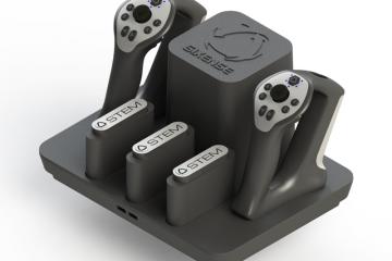 Stem System, experiencia virtual en videojuegos