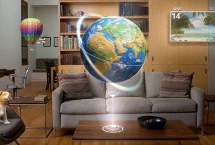 RoomAlive, espacio virtual en tu hogar