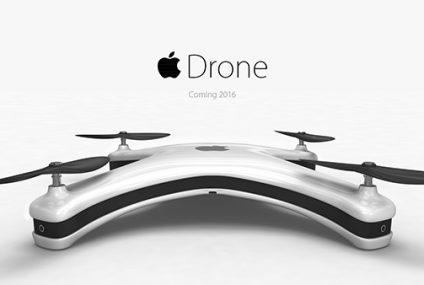 ¿Llegará dron de apple en 2016?