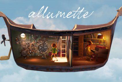 «ALLUMETTE» primer narrativa en Realidad Virtual que debuta en el Festival de Cine de TRIBECA