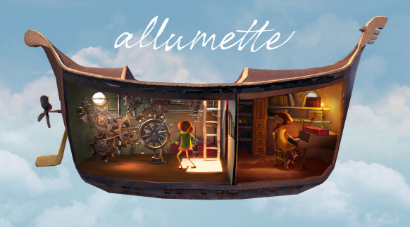 """ALLUMETTE"" primer narrativa en Realidad Virtual"
