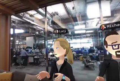Facebook Social VR Demo