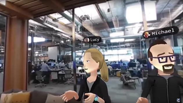 Facebook Social VR