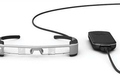 EPSON lanza gafas de realidad aumentada