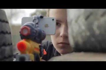 Laser tag en tu smartphone