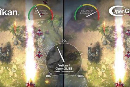 Soporte para Vulkan y Daydream en Unity 5.6