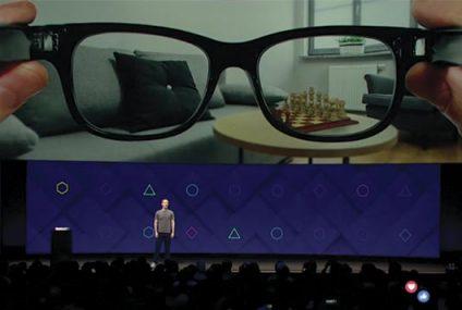 Facebook le apuesta a la realidad aumentada