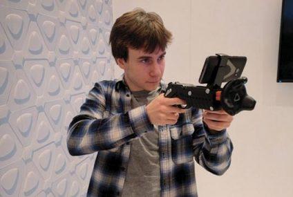 HTC lanza tutoriales para el Vive Tracker