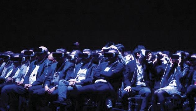 AR Y VR en Medios Sociales