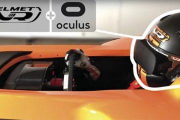 Casco para Realidad Virtual: HelmetVR