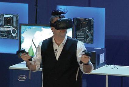 La solución inalámbrica de Intel para el HTC Vive llegan a la E3