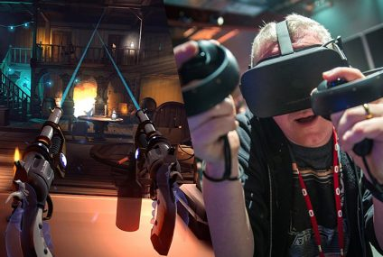 Realidad virtual, una interacción como nunca antes