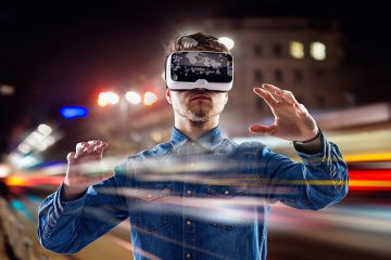 Realidad virtual, una experiencia cada vez más real.