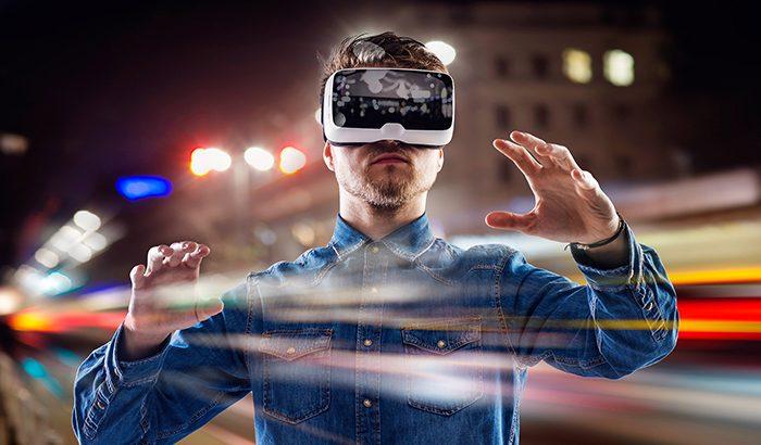 Realidad virtual una experiencia cada vez más real